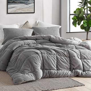 Link to Oh Sweetie Bare - Coma Inducer Oversized Comforter - Alloy (Shams Not Included) Similar Items in Bed Sheets & Pillowcases