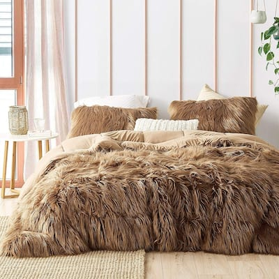 Grizzly Bear Coma Inducer Oversized Comforter (Shams Not Included)