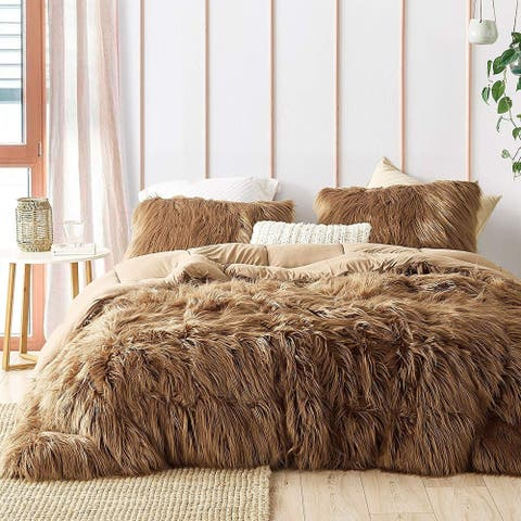 Grizzly Bear - Coma Inducer Oversized Comforter - Toasted Coconut (Shams Not Included)