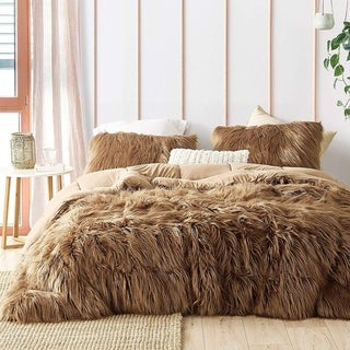 Link to Grizzly Bear - Coma Inducer Oversized Comforter - Toasted Coconut (Shams Not Included) Similar Items in Comforters & Duvet Inserts