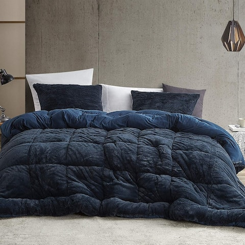 Are You Kidding Bare - Coma Inducer Oversized Comforter - Nightfall Navy (Shams not included)
