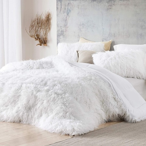 The Bare Himalayan Yeti - Coma Inducer Oversized Comforter - Pure White (Shams not included)