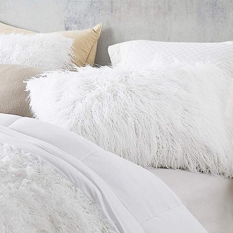 The Bare Himalayan Yeti - Coma Inducer Sham - Pure White