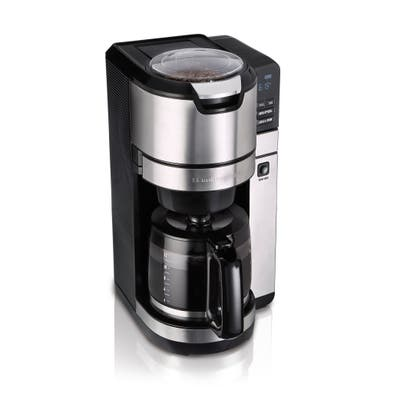 Hamilton Beach Programmable Grind and Brew 12 Cup Coffee Maker