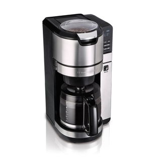 Link to Hamilton Beach Programmable Grind and Brew 12 Cup Coffee Maker Similar Items in Coffee Makers