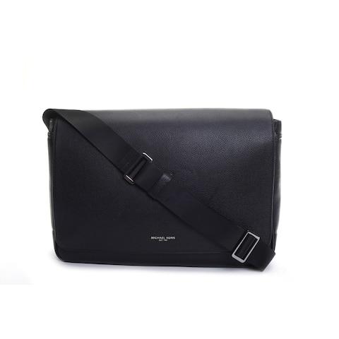 Michael Kors Russel Large Messanger Bag, Black 37T7LRUM3L