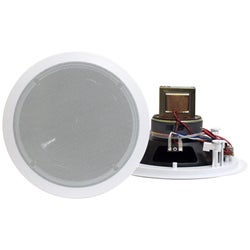 Pyle 2-Way In-ceiling Speakers and 70V Transformer
