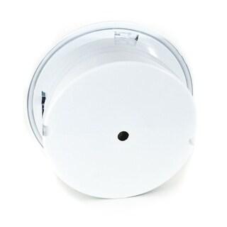 "Pyle PDICS6 6.5 Ceiling Wall Mount Speakers Full Range Woofer Speaker System 1.5"" Tweeter Cup Flush Design 120 Watts Peak"