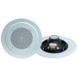 PylePro 8-inch Full Range In-ceiling Speaker System