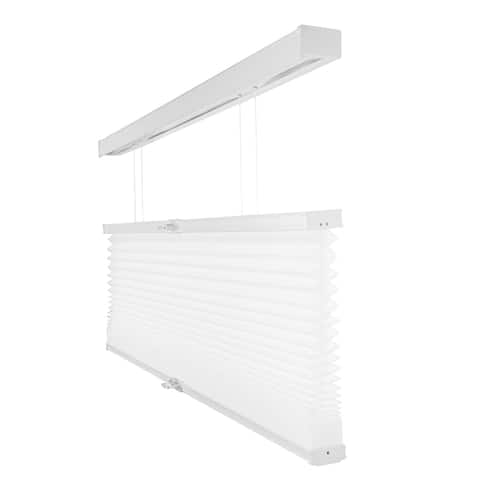 Chicology Top Down Bottom Up Cordless Cellular Shades, Light Filtering