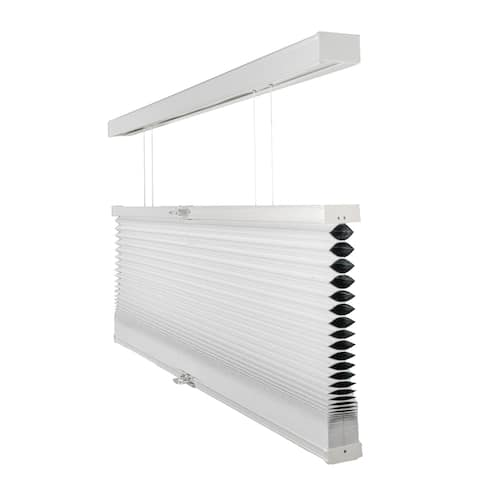 Chicology Top Down Bottom Up Cordless Cellular Shades, Blackout