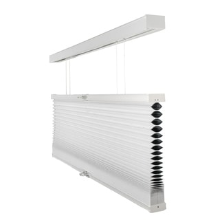 Link to Chicology Top Down Bottom Up Cordless Cellular Shades, Blackout Similar Items in Blinds & Shades