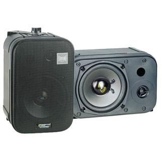 Pyle 5-inch Two-way Bass Reflex Mini-monitor System