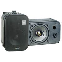 Pyle 5-inch Two-way Bass Reflex Mini-monitor System