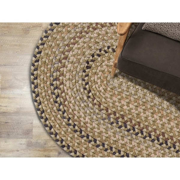 Colonial Mills Charlesgate Indoor Outdoor Braided Area Rug. Opens flyout.