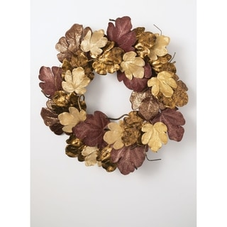 Link to Fig Leaf Wreath Similar Items in Decorative Accessories