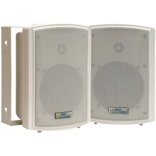 PylePro 5.25-inch Indoor/ Outdoor Waterproof Speakers