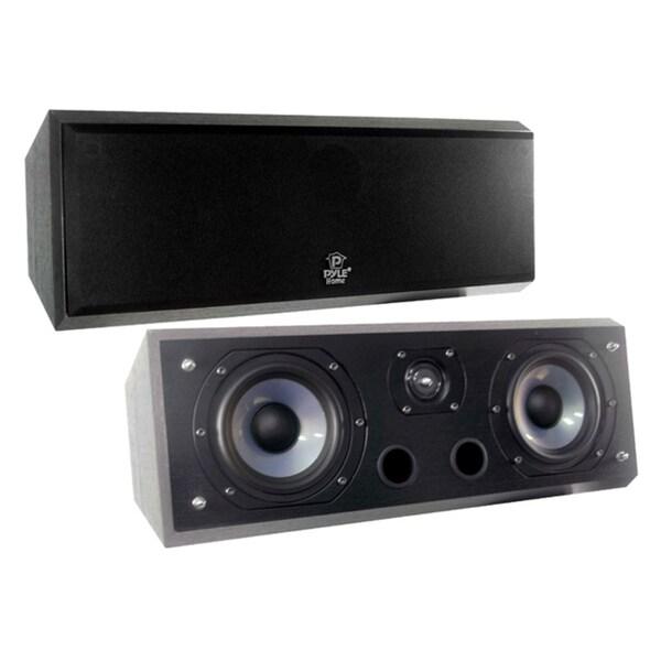 PylePro Dual 2-way 5-inch 300 Watt Channel Speaker