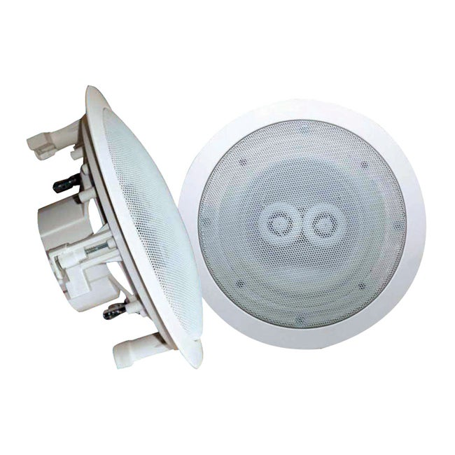 PylePro 6.5-inch In-ceiling Weatherproof Speaker