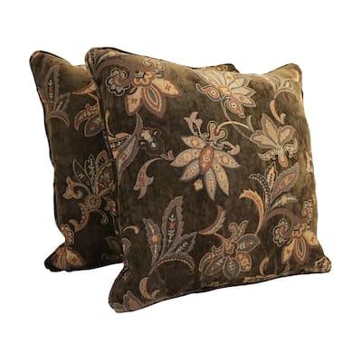Ikat Oriental Throw Pillows Online