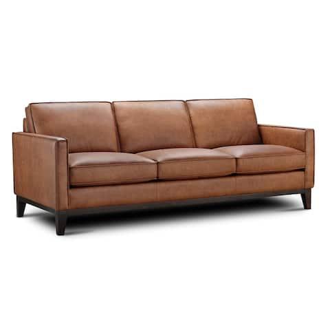 Pimlico Top Grain Leather Sofa