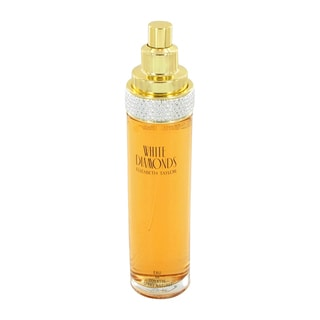 Elizabeth Taylor White Diamonds Women's 3.4-ounce Eau de Toilette Spray (Tester)