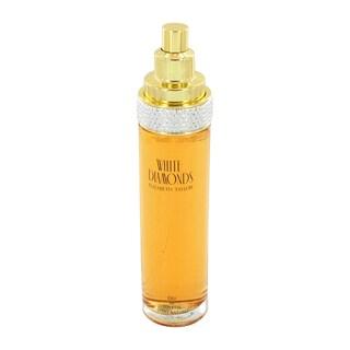 Elizabeth Taylor White Diamonds Women's 3.4-ounce Eau de Toilette Spray (Tester)