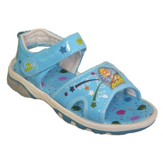 Papush Toddler Boy's Confetti Star Blue Sandals (5 options available)