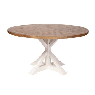 """Link to Farmhouse Reclaimed Pine Dining Table - 59"""" Similar Items in Dining Room & Bar Furniture"""
