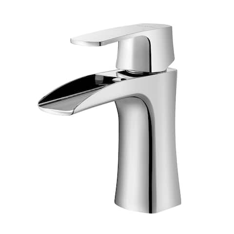 Alessandra Single-Lever Vessel Bathroom Faucet