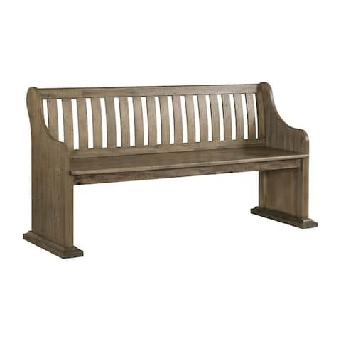 Picket House Furnishings Stanford Pew Bench
