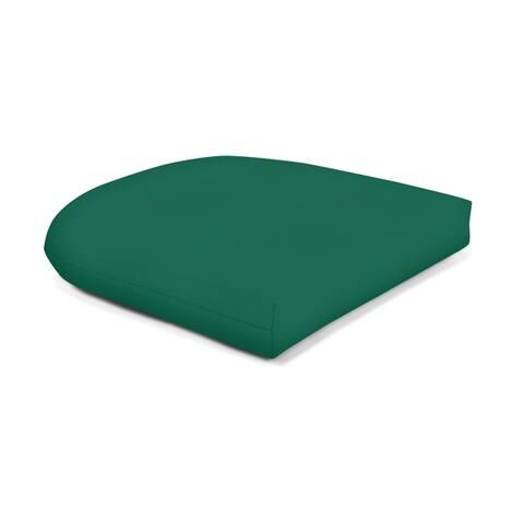 Sunbrella Wicker Seat Pad