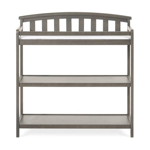 Forever Eclectic Curve Top Changing Table