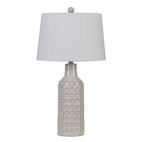 Regina Ceramic Table Lamps
