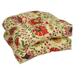 Link to 19-inch U-Shaped Dining Chair Cushions (Set of 2) Similar Items in Patio Furniture