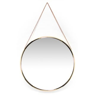 Link to Carson Carrington Kabbo Gold Mirror Similar Items in Mirrors
