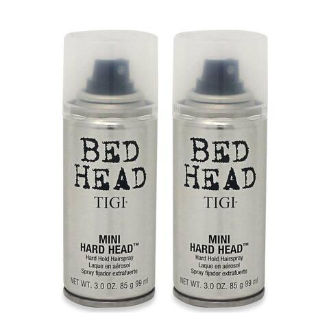 Tigi - Bed Head - Mini Hard Head - 3 Oz 2 Pack