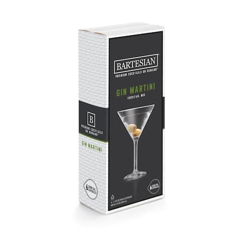 Bartesian Gin Martini Cocktail Mix