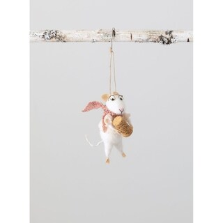 Link to Mouse With Cork Ornament Similar Items in Christmas Decorations