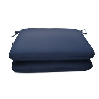 "Link to 18 x 18 Sunbrella Seat Pad 2 Pack - 18""W x 18""D x 2.5""H Similar Items in Outdoor Cushions & Pillows"