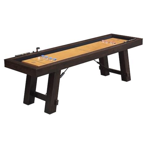 Picket House Furnishings Asher Shuffleboard Table