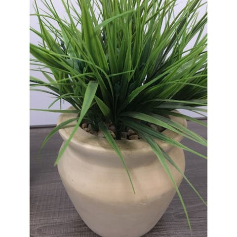 Living Room Bedroom Simulation Artificial Plant Lucky Grass