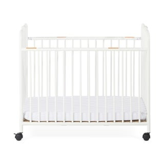 Link to Child Craft Little Dreamer Metal Folding Compact Crib Similar Items in Kids' & Toddler Furniture