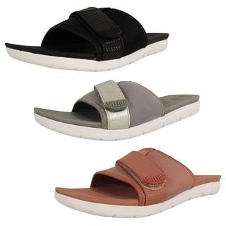 Fitflop Womens 'Neoflex Neoprene Slide Sandals'