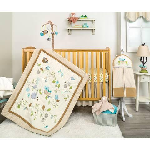 Nurture Nest 3 Piece Baby Bedding Set - N/A