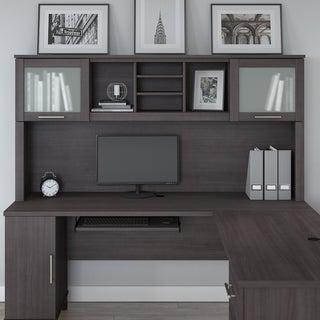 Copper Grove Ofolanga 72-inch Desk Hutch