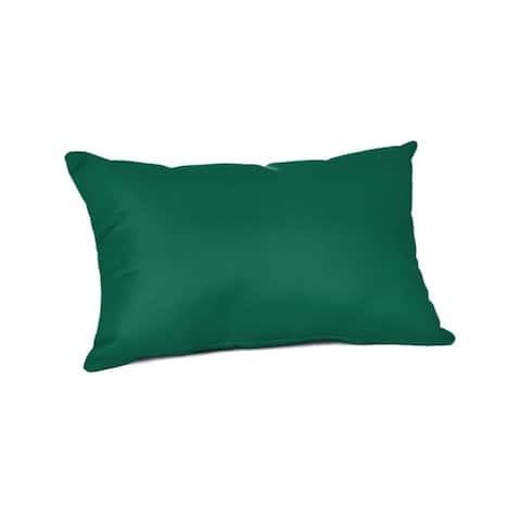 """20"""" x 13"""" Sunbrella Pillow - 20""""W x 13""""H"""