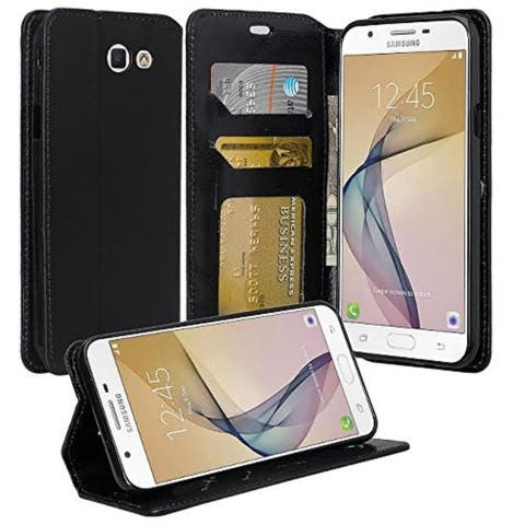 Cellphone Wallet Case with Selfstand for Samsung Galaxy J2