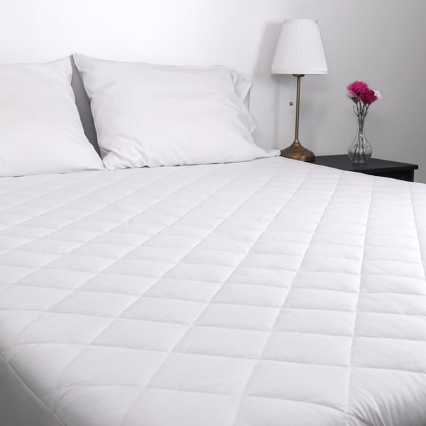 Arkwright Classic Mattress Protector - Hypoallergenic, Noiseless, Soft