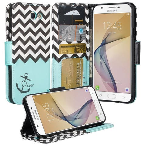 Cellphone Wallet Case with Selfstand for Samsung Galaxy Note 5